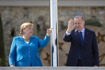 Erdogan hopes for continued cooperation with post-Merkel Germany