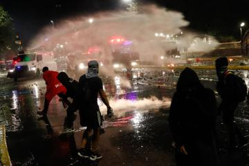 PolarizedChilemarks anniversary of 2019 protests as election nears