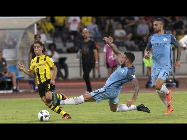 "Borussia Dortmund vs Manchester City: los ""Citizens ..."