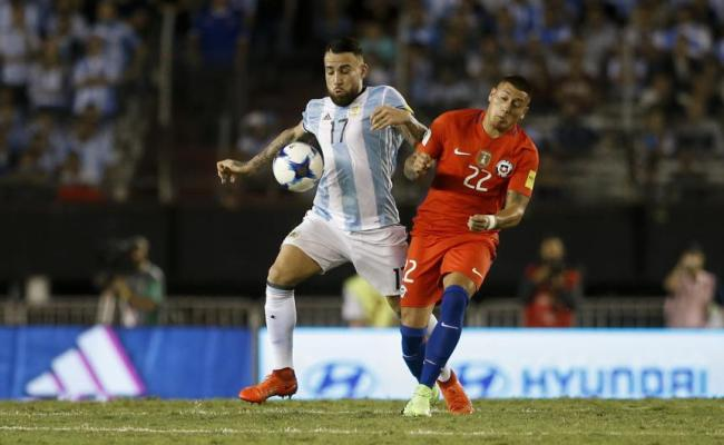 Argentina Vs Chile En Eliminatorias Mundial Rusia 2018 23 Cute766