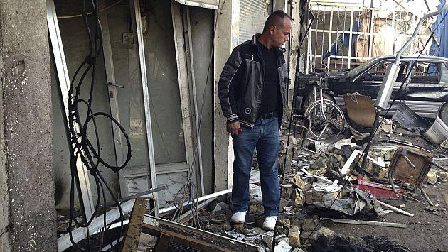 Irak registra un nuevo atentado contra periodistas. (Referencial/EFE)