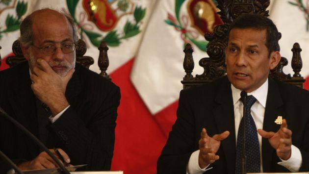 El caso no solo salpica al congresista Daniel Abugattás, sino también al presidente Ollanta Humala. (César Fajardo)