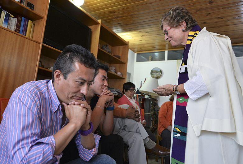 Colombia: Cuatro mujeres sacerdotes desafían la jerarquía del Clero