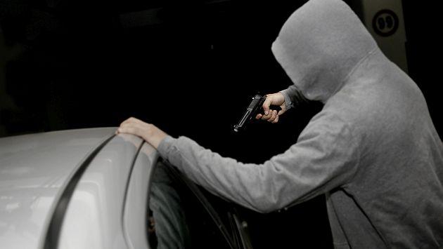 En riesgo. El martes, un empresario del rubro de informática fue blanco del hampa en San Isidro. (USI)