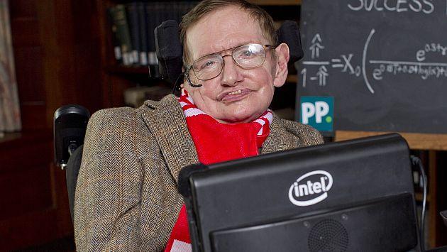 Stephen Hawking advirtió que los avances científicos provocarían la extinción de la humanidad. (AFP)