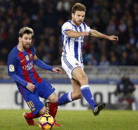 Barcelona vs. Real Sociedad EN VIVO