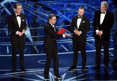 Oscar 2017 EN VIVO