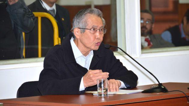 El 57% de los peruanos se muestra a favor del indulto a Alberto Fujimori, según Datum. (Perú21)