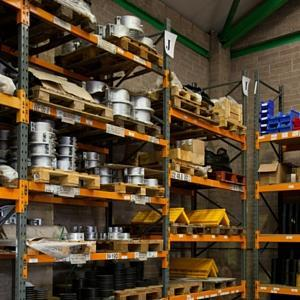 Spare Parts For Your Wet Processing Plant