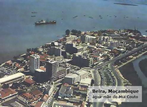 O moçambicano Mia Couto (2/3)