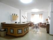 Estancias interiores de la Casa de Ejercicios