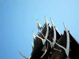 The Black Temple, Chiang Rai, Northern Thailand