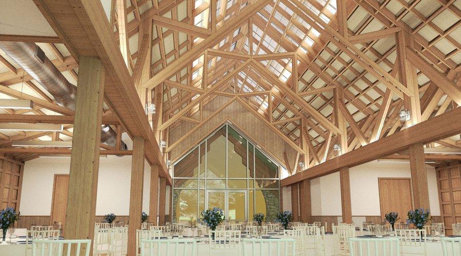 Jetton Park Pavilion Renovation Cdesign