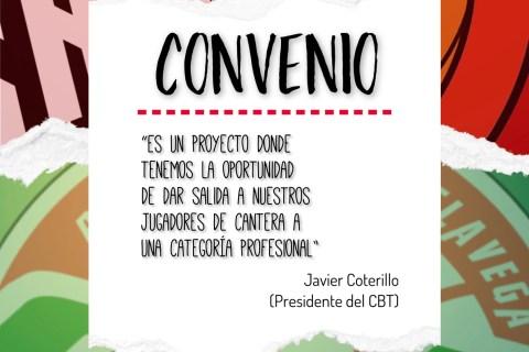Convenio CBT Torrelavega