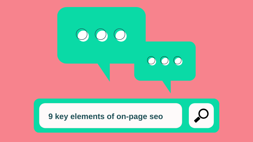Key elements of on-page SEO