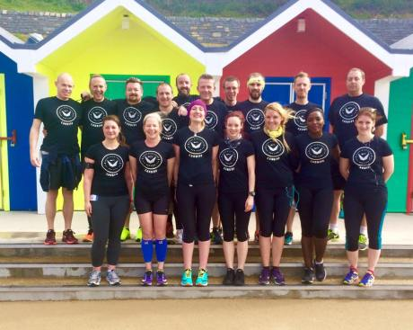 Barry Island parkrun 9th May 2015