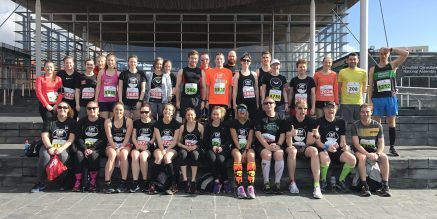 Cardiff Bay 10k 2nd April 2017