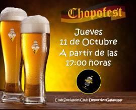 Cartel Chopofest 2018