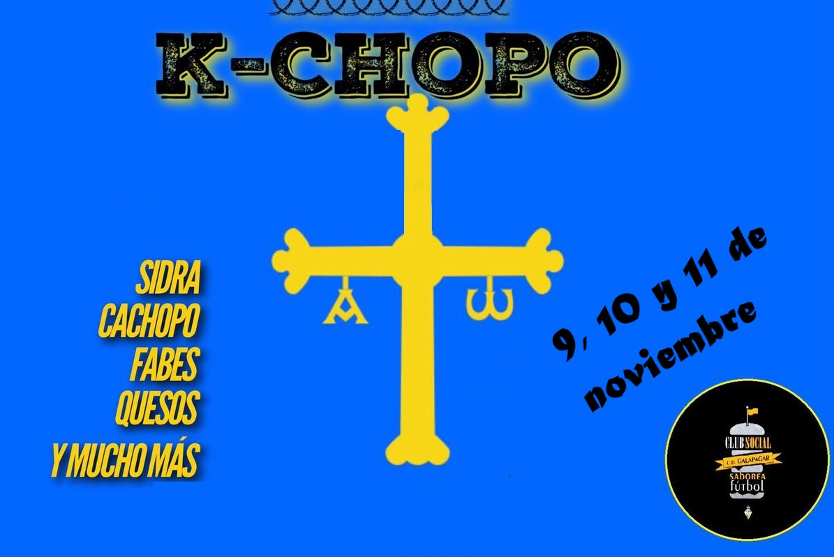 Cartel K-Chopo 2018