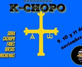 Cartel K-Chopo 2018
