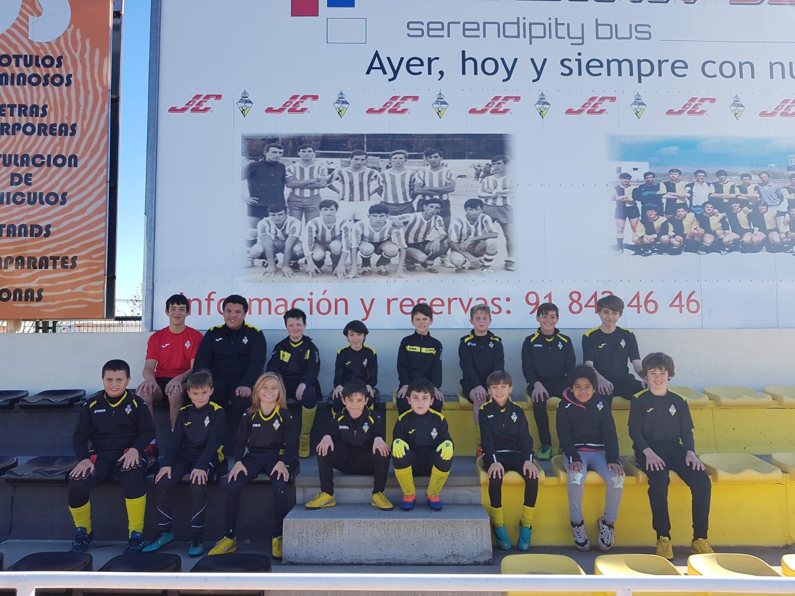 Imagen de grupo de los participantes en el II Campus de Navidad CDG