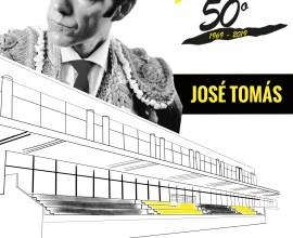 Cartel Saque de honor José Tomás
