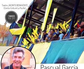 Cartel Conferencia Pascual García