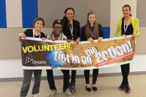 Volunteer Halton Youth Advisory Council 2013
