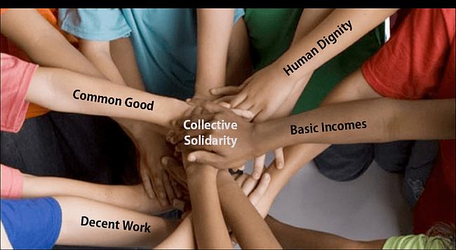 Communities of Shared Opportunities