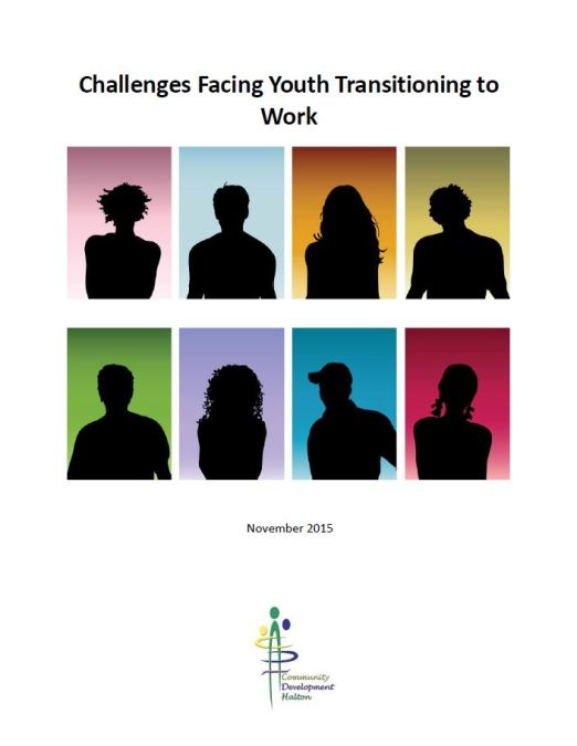 Challenges Facing Youth Transitioning to Work
