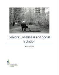 seniors loneliness and social isolation cover