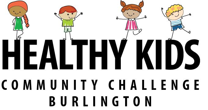 Healthy Kids Community Challenge Burlington
