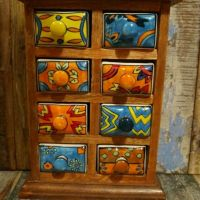 Mini Chests and Spice Drawers