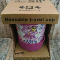 Rice Husk Coffee Cups