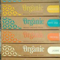 Organic Goodness Incense Sticks