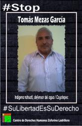Tomás Mezas García