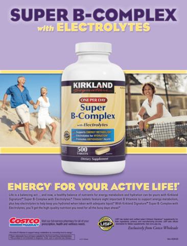 Kirkland Signature™ SUPER B-COMPLEX