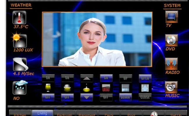 Features Knx Touch Panel Knx Server App Iot