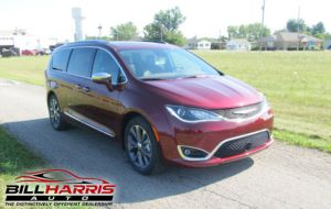 2017 Chrysler Pacifica - Bill Harris CDJR