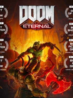 DOOM ETERNAL AWARDS HOME