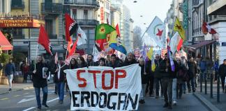 COLLECTIF DE SOUTIEN DU CDK-F La répression des militant.e.s kurdes doit cesser !