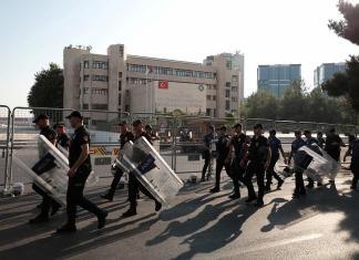 """TURQUIE : """"INACCEPTABLES ARRESTATIONS DES MAIRES KURDES DEMOCRATIQUEMENT ELUS"""" (PCF)"""