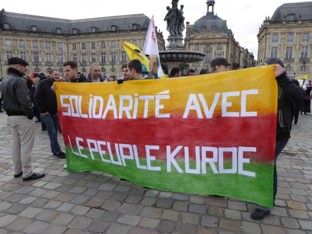 Appel urgent à la mobilisation pour défendre le Rojava contre l'agression militaire turque