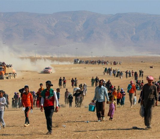 Le 9 octobre 2020, a été conclu un accord pernicieux entre le gouvernement central de Bagdad et le Parti démocratique du Kurdistan (PDK) dominé par le Clan Barzani, concernant la région yézidie de Shengal.