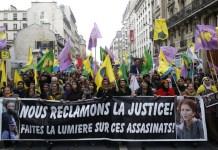 Jusqu'à présent, les autorités françaises ont refusé de déclassifier les informations détenues par les services de renseignement français concernant l'assassinat à Paris, le 9 janvier 2013, des militantes kurdes Sakine Cansiz, Fidan Dogan et Leyla Saylemez.