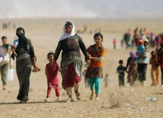 Nous commémorons aujourd'hui, avec tristesse et colère, le génocide yézidi perpétré le 3 août 2014 par l'organisation terroriste État islamique à Shengal.