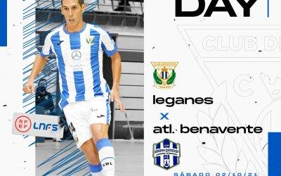 CD Leganés Vs Atlético Benavente