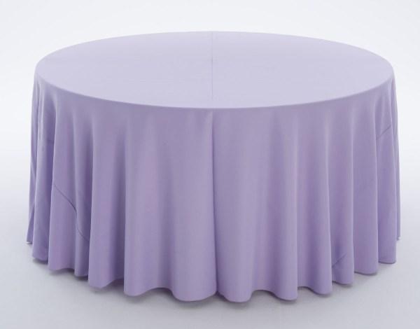 Lilac Solid Sash