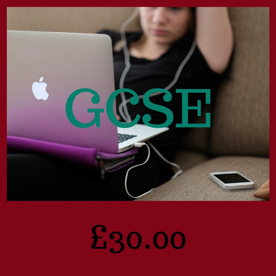 gcse price