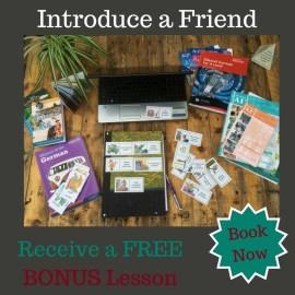 bonus lesson online